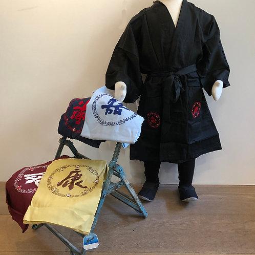 Mooie katoenen kimono speciaal voor kinderen