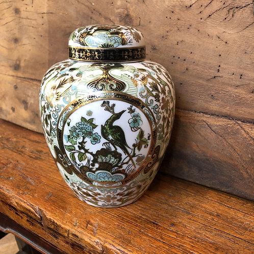 Gemberpot Groen Imari 16 cm