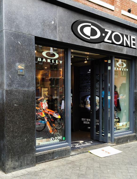 O-Zone Oakley Amsterdam
