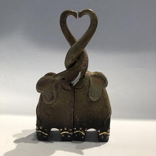 Verliefde Olifanten