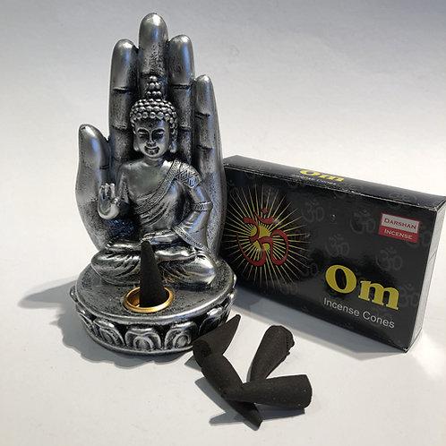 Wierookbrander Thaise Boeddha