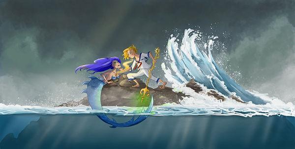 vengeance at sea