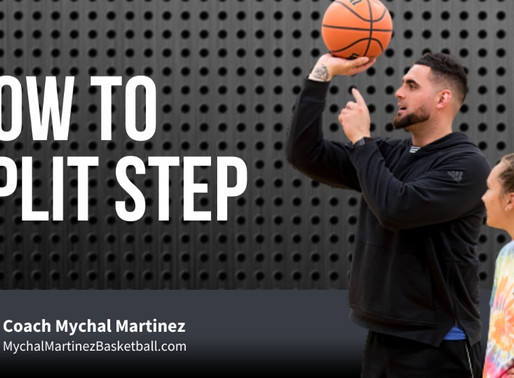 Skills Breakdown Newsletter: How to Split Step