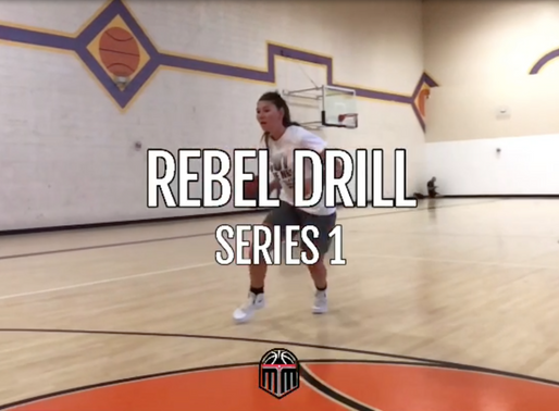 Rebel Drill: Series 1 (Body & Ball Movement + Change of Pace)