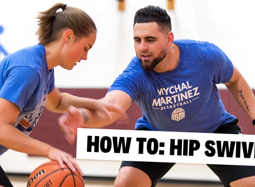 How To: Hip Swivel vs. Pressure