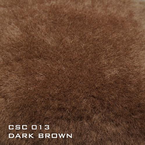 Aviation Sheepskins - Dark Brown