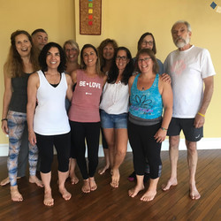 Yin & Yoga Nidra Training