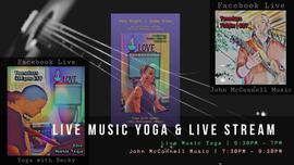 Live Music Yoga Live Stream