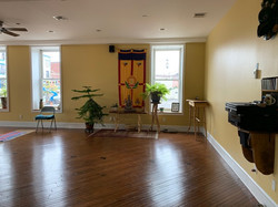 Our beautiful studio