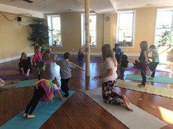 Kids Yoga Fun!