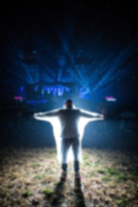 Outdoor-Musik-Show