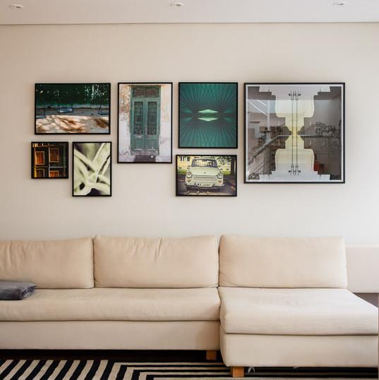 Projeto residencial da arquiteta @catherinefaragutiarquitetura