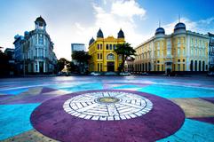 Marco Zero, Recife