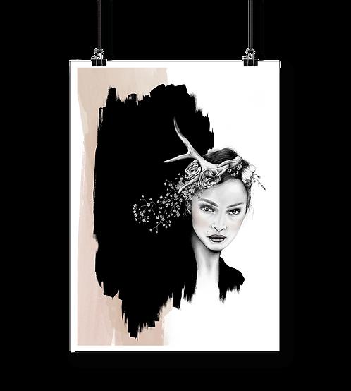 Shop Stock Art Print