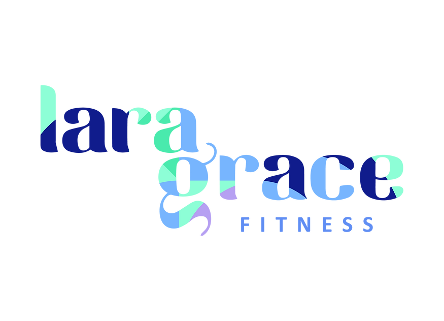 Lara Grace Fitness - Logo Variation Colo