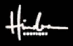 Hindra Boutique Final-Main Logo - White.