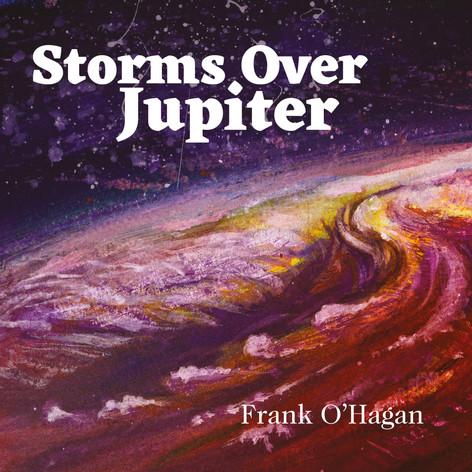 Storms Over Jupiter Cover