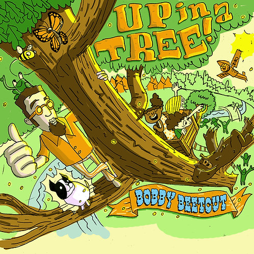 Up in a Tree CD