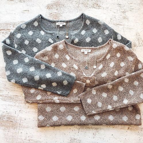 Taupe Sweater Bundle