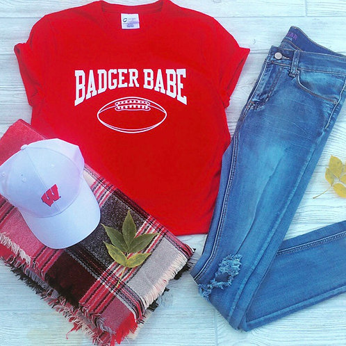 Badger Babe Tshirt