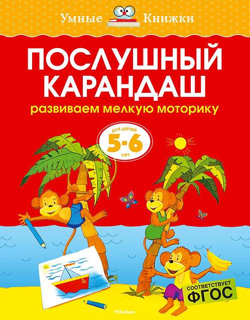 Земцова О.Н. Послушный карандаш (5-6 лет)