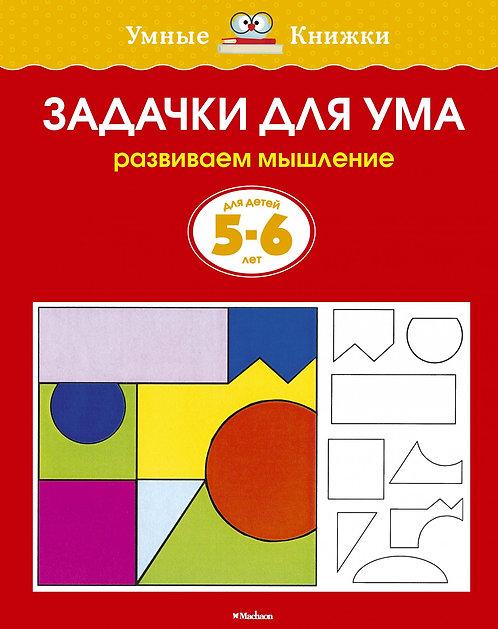 Земцова О.Н. Задачки для ума (5-6 лет)