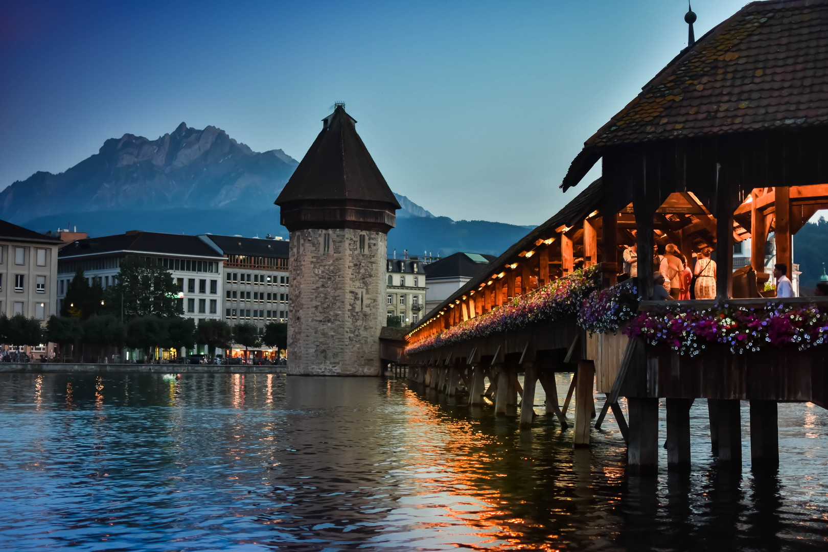 Bridging the past and present of Lucerne