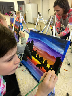 Private Homeschool Group
