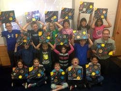 3rd Grade Cookies and Canvas