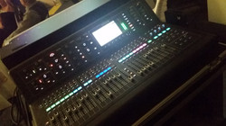 Live Mixing and Lighting