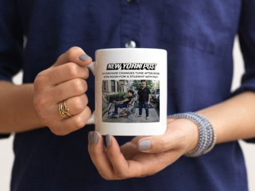 No Glamour Boys Mug