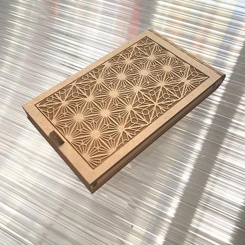 オリジナル木製名刺ケース