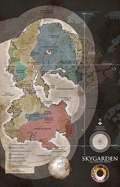 Skygarden Map (Large)