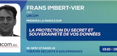 > #CEEPARIS : sécurité et gouvernance