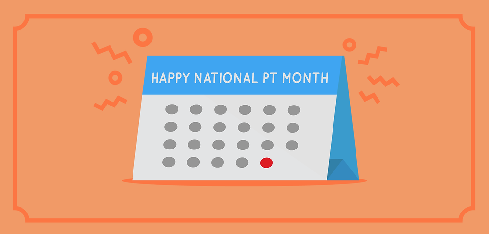 Physical Therapy Month 2018
