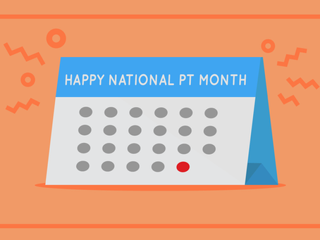 Happy National PT Month 2018- 5 Reasons You Need Physical Therapy