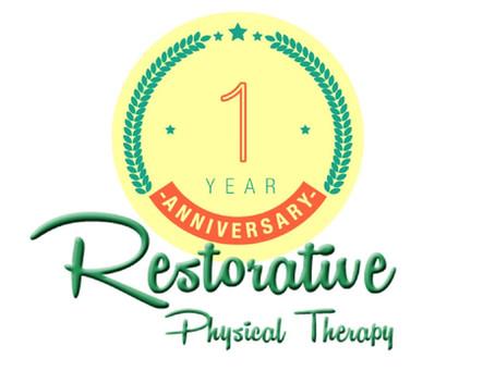 Celebrating one year of RPT!