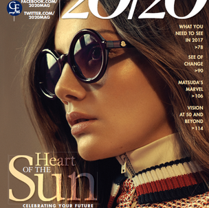 Flawless Skin With 20/20 Magazine