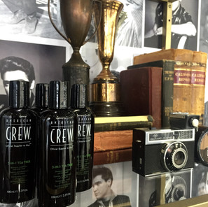 The King of Grooming - American Crew