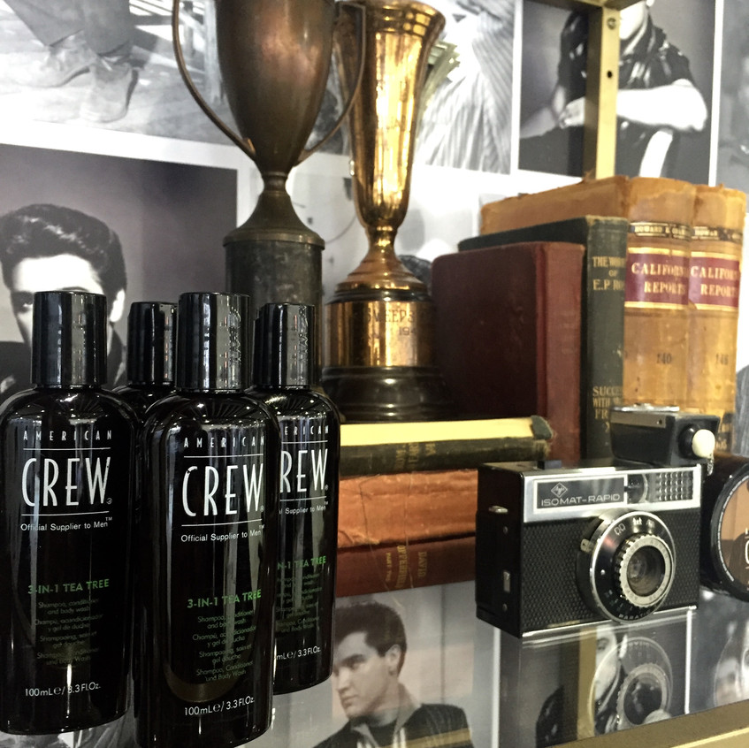 American Crew- The King OF Men's Grooming