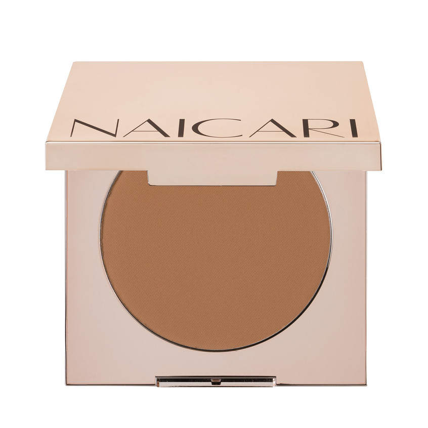 This bronzer can be used for bronzing or sculpting which I love.