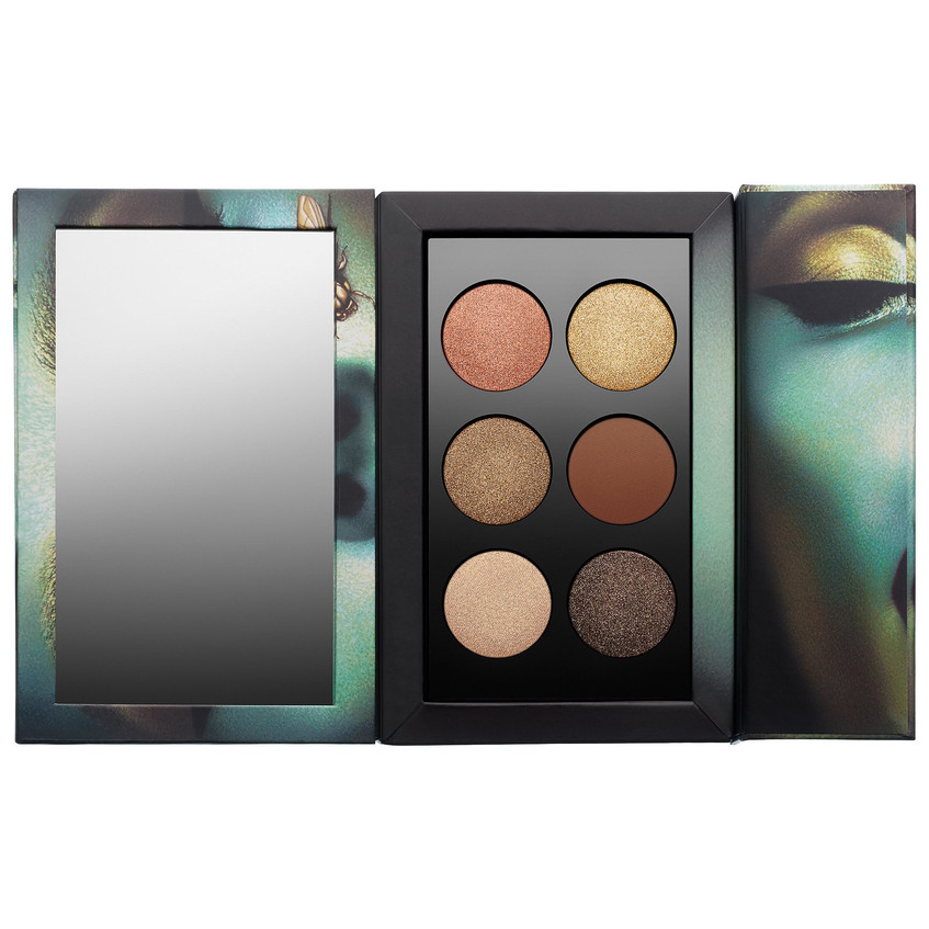 This palette will give you the perfect bronze smoky eye for a your summer nights out.