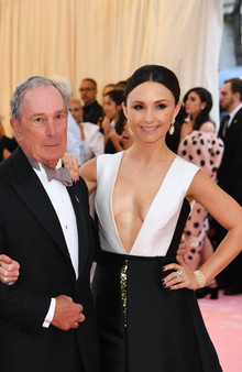 Georgina Bloomberg's Met Gala Look