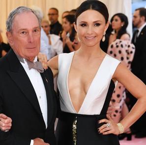 Georgina Bloomberg's Met Gala Look