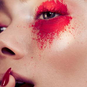 Red Beauty Editorial