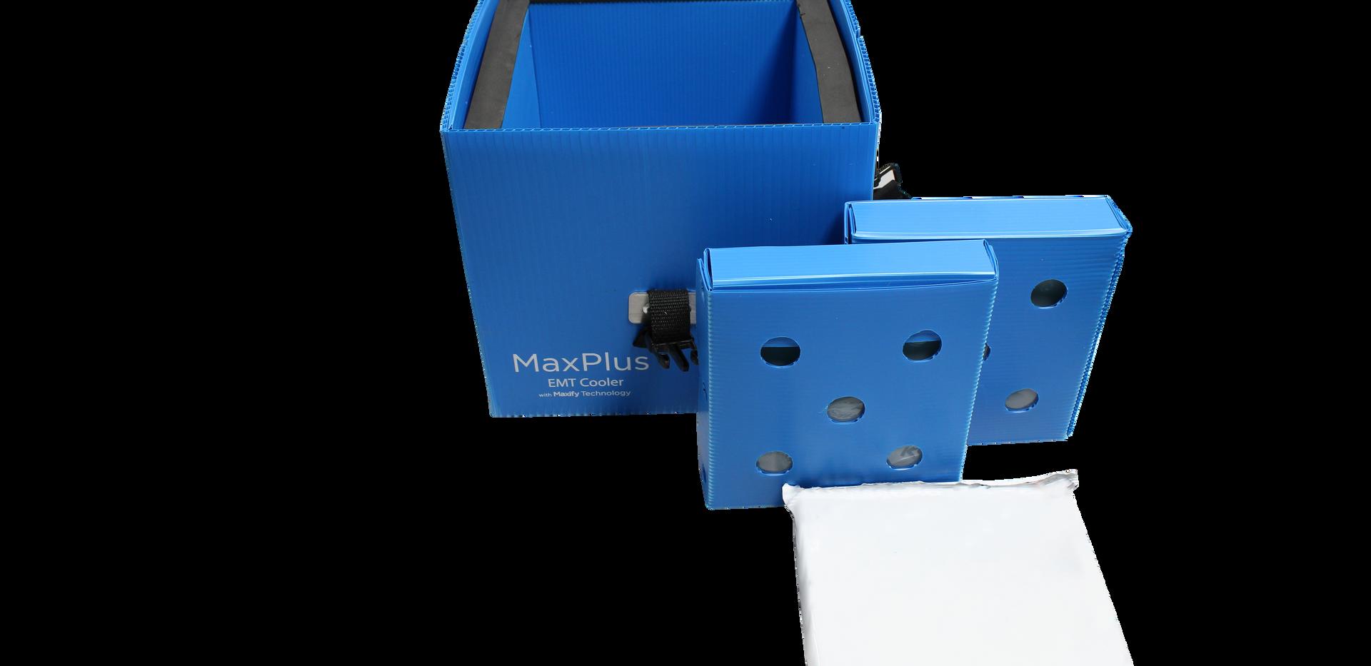 MaxPlus EMT Cooler Contents