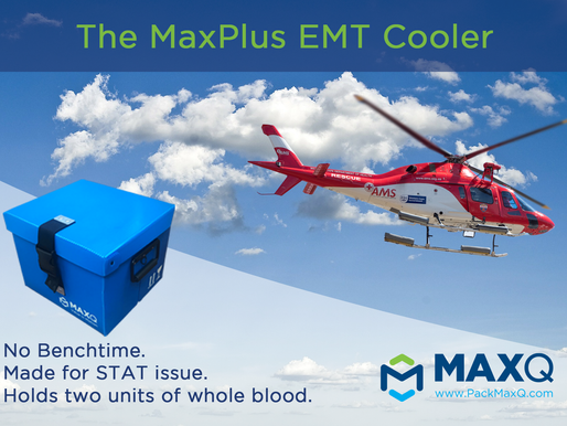 Validated Whole Blood Cooler for Pre-hospital, Trauma Transfusion