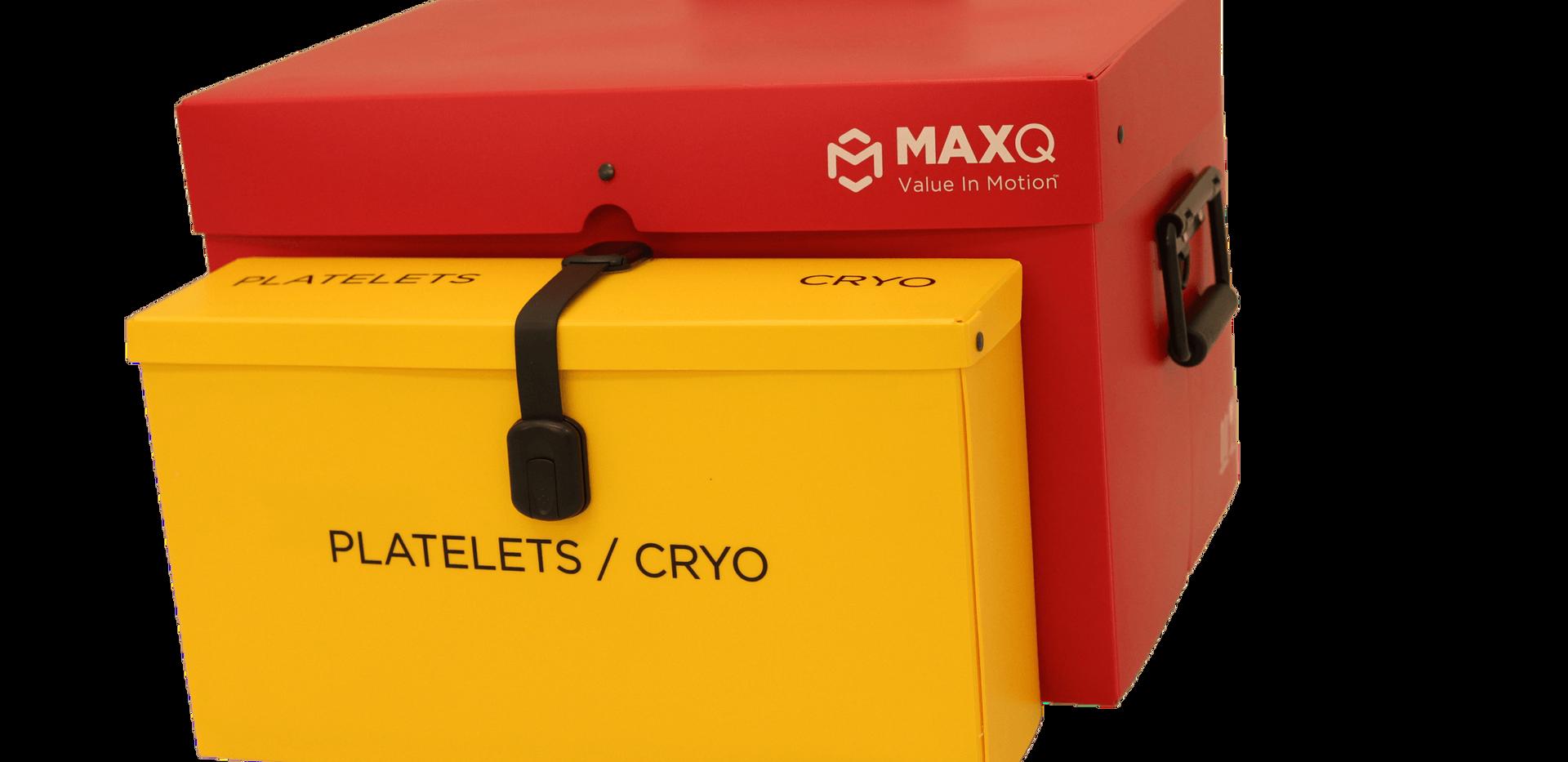 MaxPlus Mass Transfusion Cooler 2.0