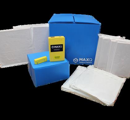 MaxPlus Intelligent Shipper Contents