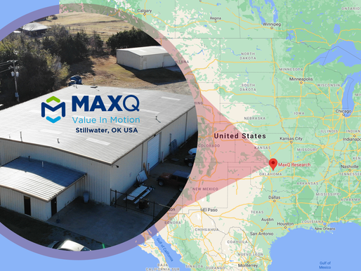 MaxQ Expands Operations in Stillwater, Oklahoma